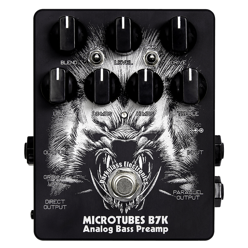 Microtubes B7K Limited Edition