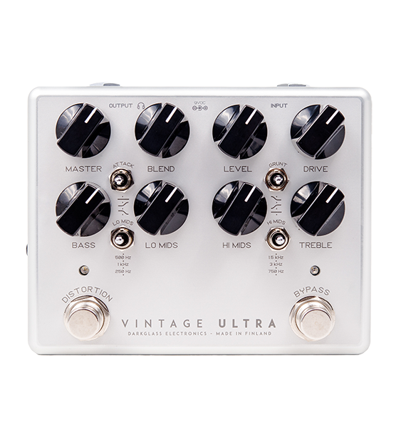 Vintage Ultra with Aux In