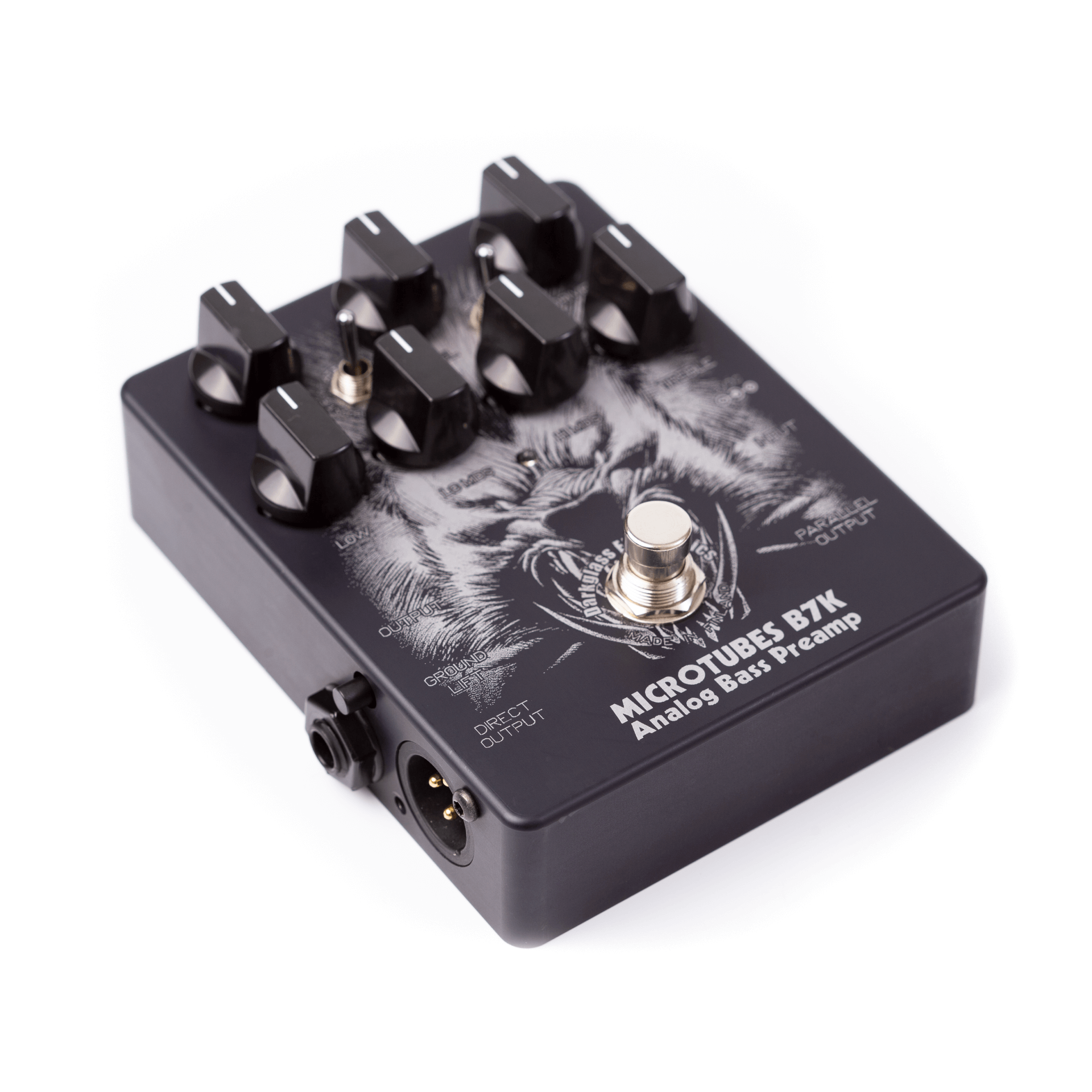 "Microtubes B7K ""The Beast"" Limited Edition"