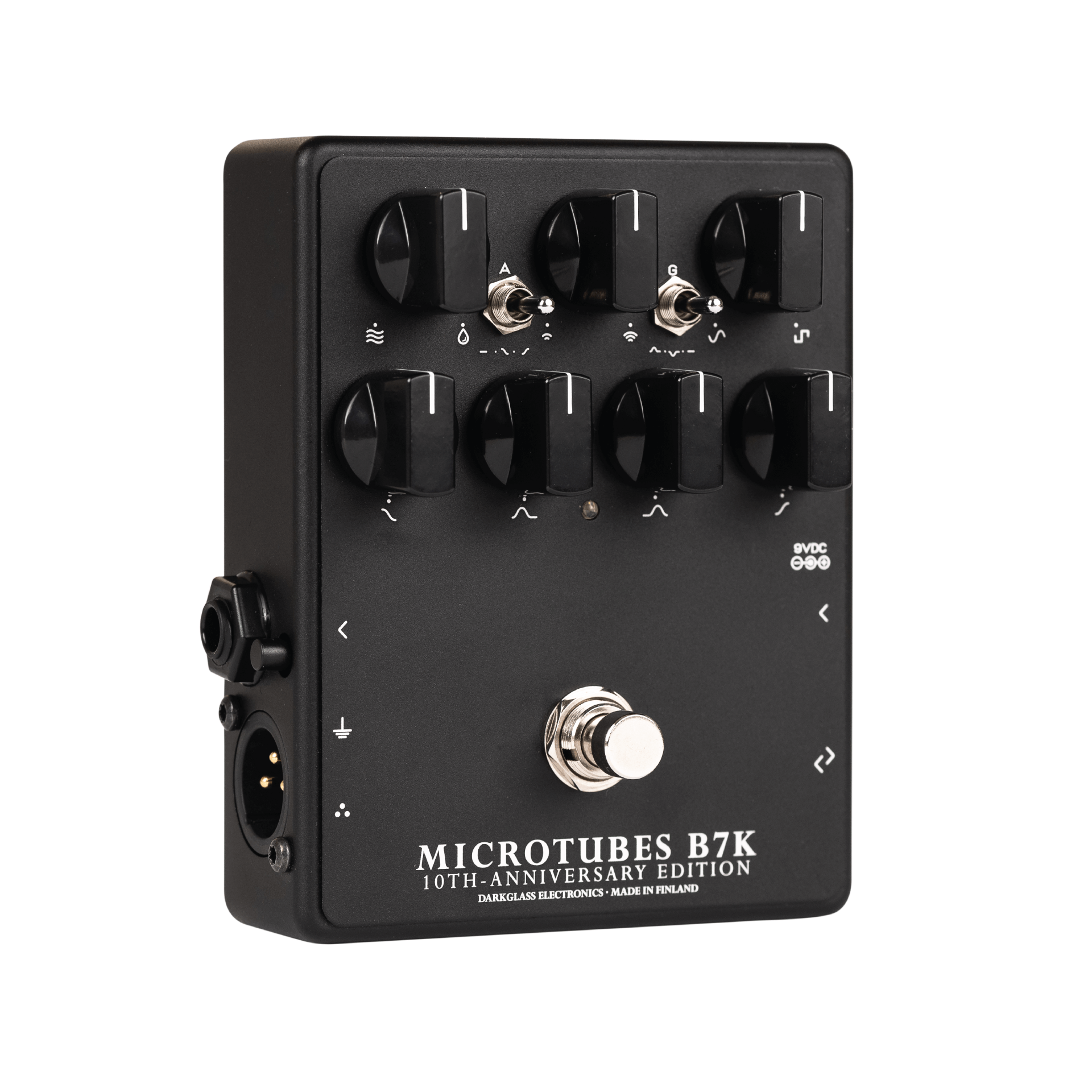 """Microtubes B7K """"10th Anniversary"""" Limited Edition"""